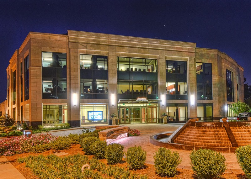 The Duke Endowment Center Exterior