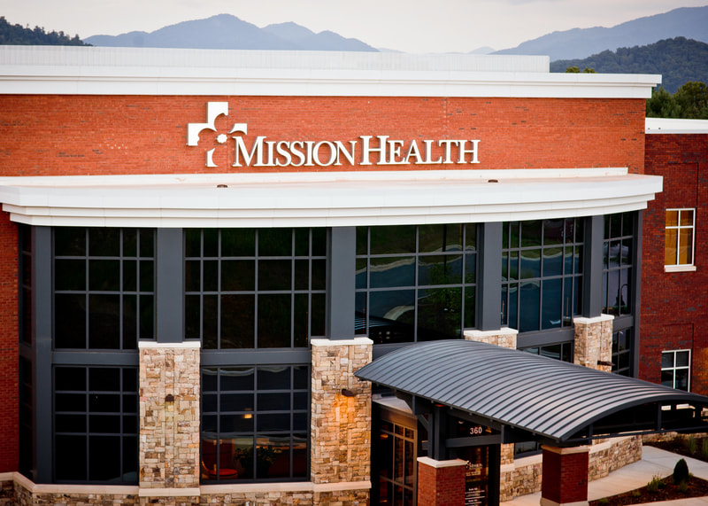 mission health sign